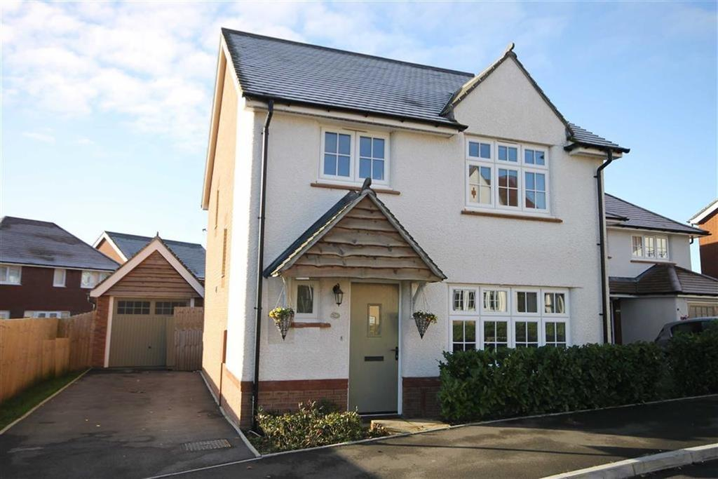 4 Bedrooms Detached House for sale in Highfield Rise, Trelewis