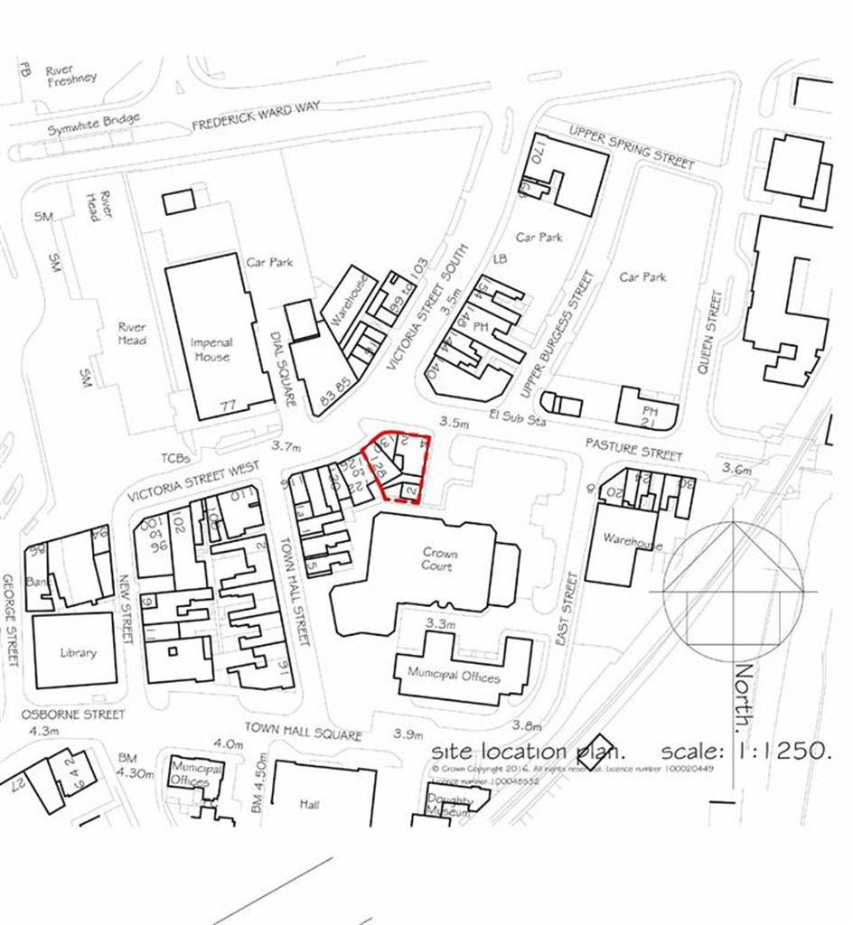 Residential Development Commercial for sale in Victoria Street, Grimsby, Lincolnshire