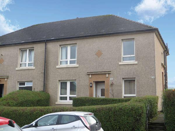 2 Bedrooms Flat for sale in 132 Balgraybank Street, Glasgow, G21 4XW