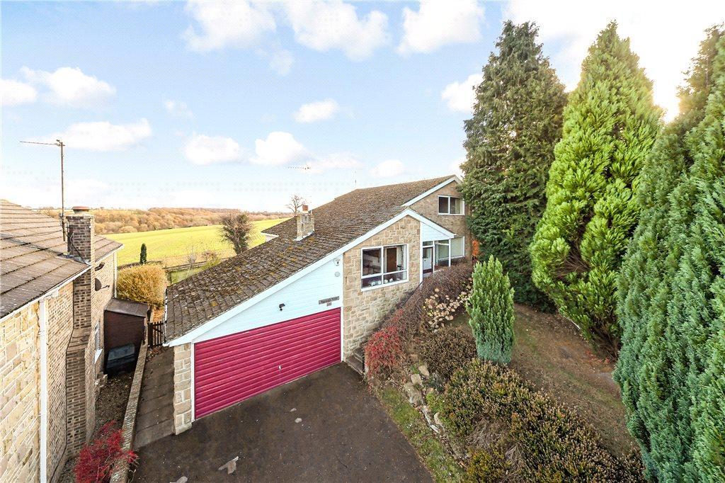 4 Bedrooms Detached House for sale in Bingley Bank, Bardsey, Leeds, West Yorkshire