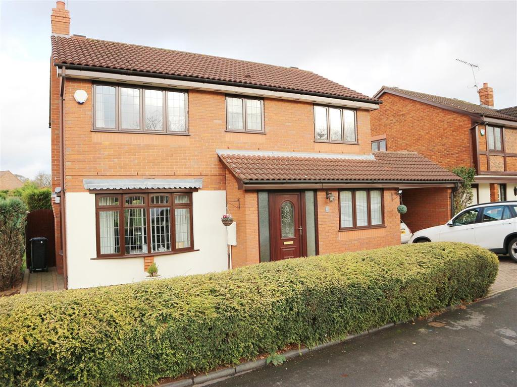 4 Bedrooms Detached House for sale in Water Street, Kingswinford