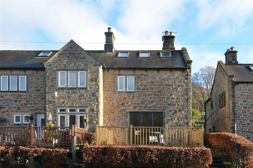 4 Bedrooms End Of Terrace House for sale in 17, Parsons Gate, Bamford, Hope Valley, Derbyshire, S33