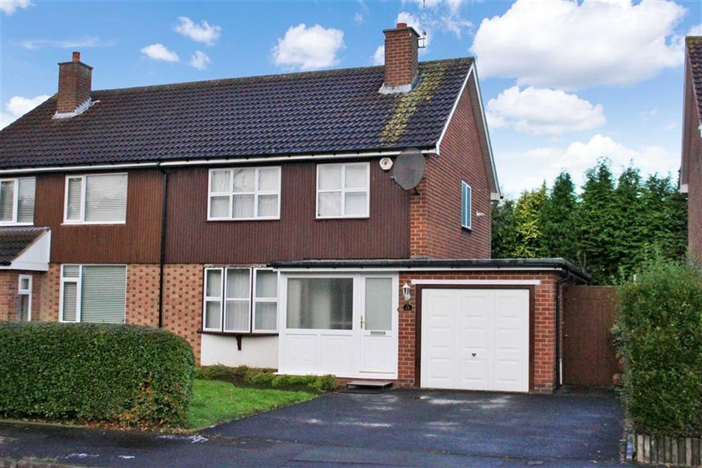 3 Bedrooms Semi Detached House for sale in Freemans Close, Leamington Spa, CV32