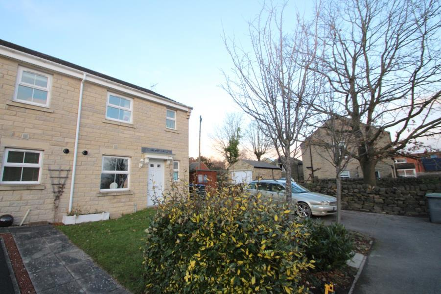 3 Bedrooms Terraced House for sale in BEWICK DRIVE, BINGLEY, BD16 3QE