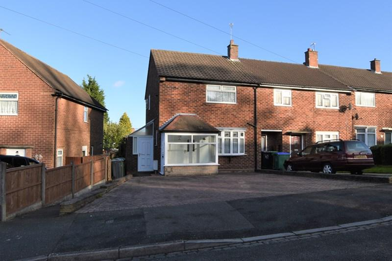 2 Bedrooms End Of Terrace House for sale in Cornwall Avenue, Oldbury