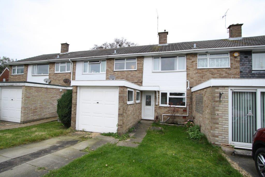 3 Bedrooms Terraced House for sale in Lake Farm Close, Hedge End SO30