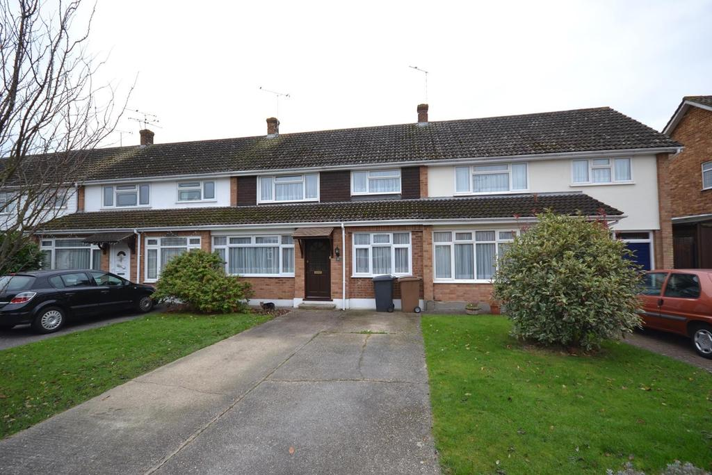 4 Bedrooms Terraced House for sale in Sawney Brook, Writtle, Chelmsford, Essex, CM1