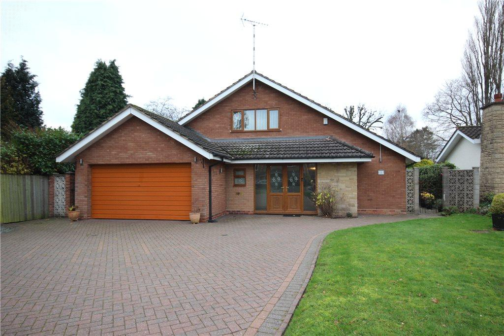 3 Bedrooms Detached House for sale in Sandal Rise, Solihull, West Midlands, B91