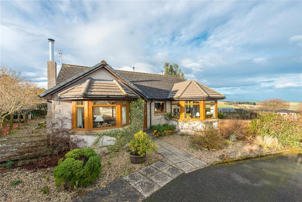 4 Bedrooms Detached Bungalow for sale in Hullion, Hilton of Duncrievie, Duncrievie, Perth, PH2