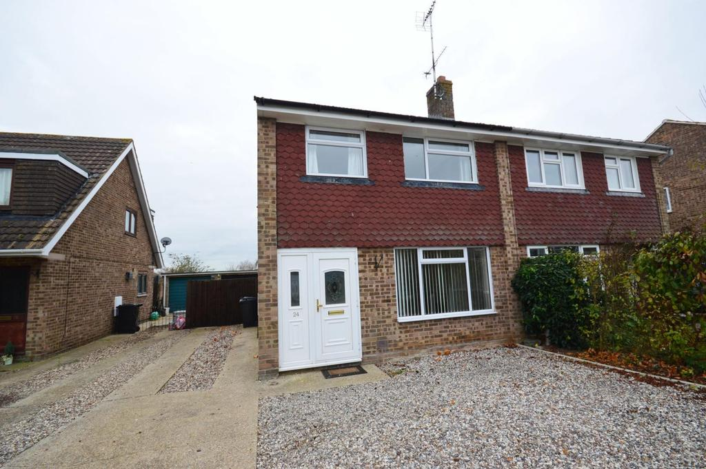 3 Bedrooms Semi Detached House for rent in Larch Walk, Heybridge, Maldon, Essex, CM9