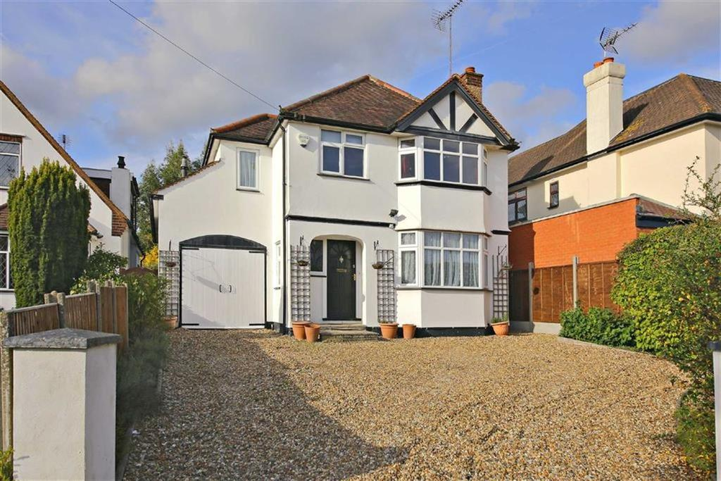 4 Bedrooms Detached House for sale in Oakridge Avenue, Radlett, Hertfordshire