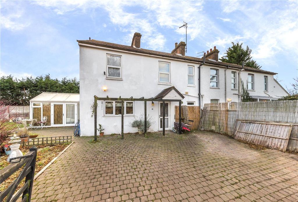4 Bedrooms End Of Terrace House for sale in Ardens Marsh, Sandpit Lane, St. Albans, Hertfordshire