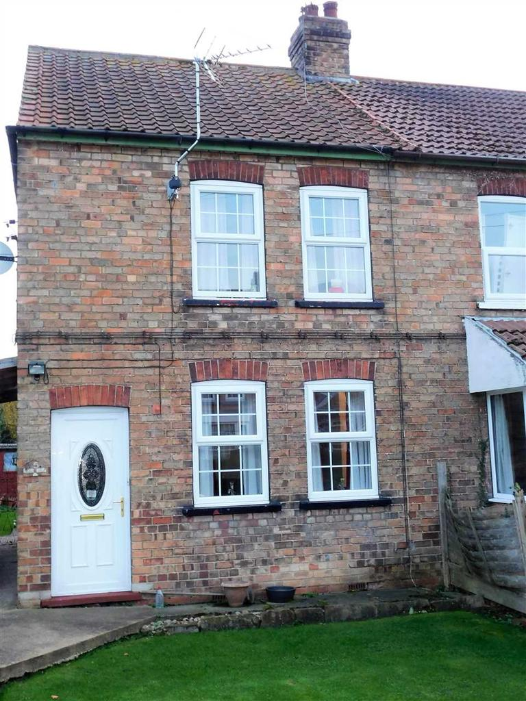 2 Bedrooms Semi Detached House for sale in COLTON STREET, MISTERTON, DONCASTER