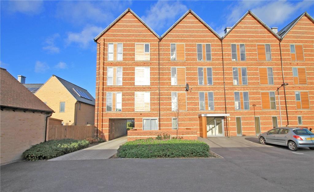 1 Bedroom Apartment Flat for sale in Consort Avenue, Trumpington, Cambridge, CB2