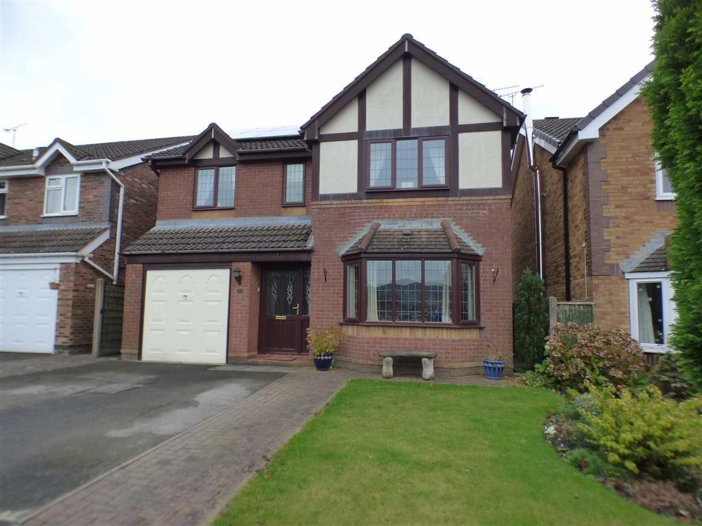 4 Bedrooms Detached House for sale in 34, Shelley Drive, Cheadle