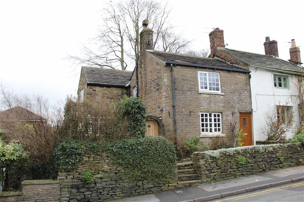 3 Bedrooms End Of Terrace House for sale in Buxton Old Road, Disley, Disley