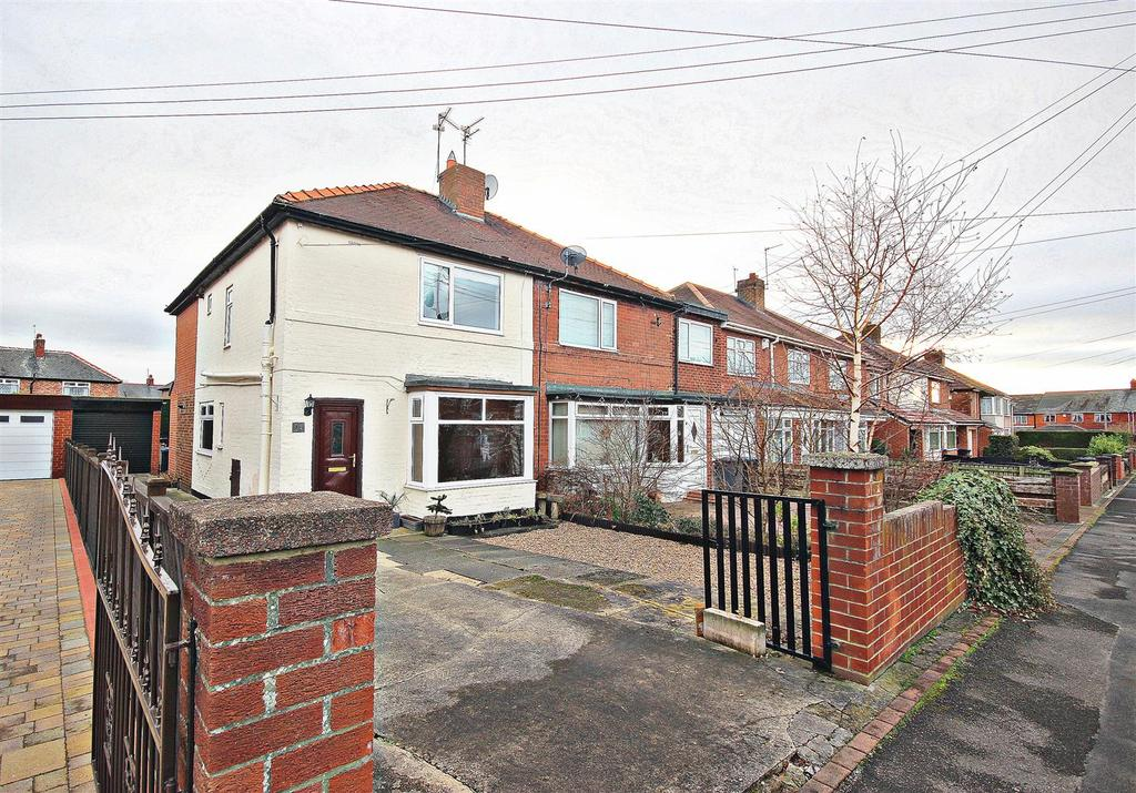 3 Bedrooms Semi Detached House for sale in Atkinson Road, Chester Le Street
