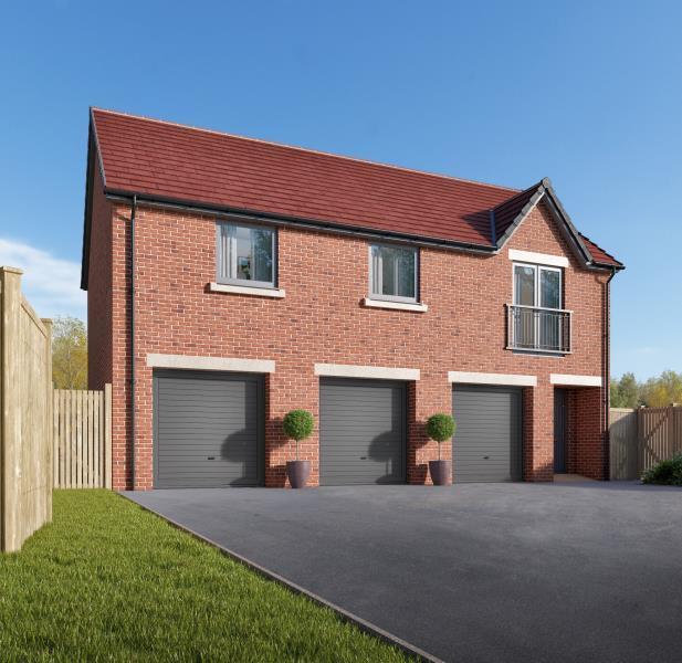 New Homes Killinghall Harrogate