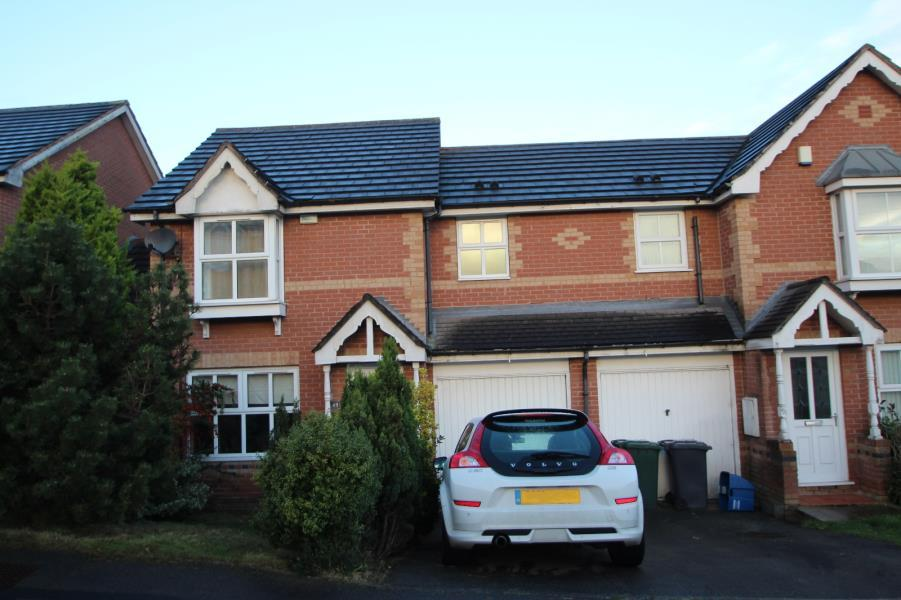 3 Bedrooms Link Detached House for sale in TINKLER STILE, THACKLEY, BRADFORD, BD10 8WJ