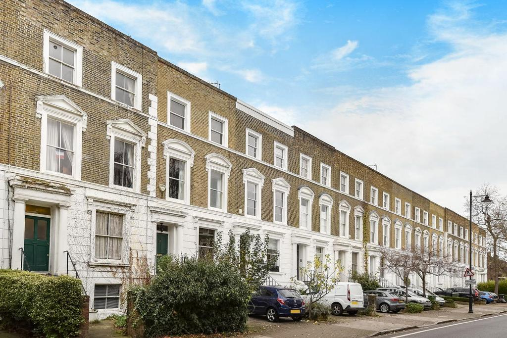 1 Bedroom Flat for sale in Fentiman Road, Oval