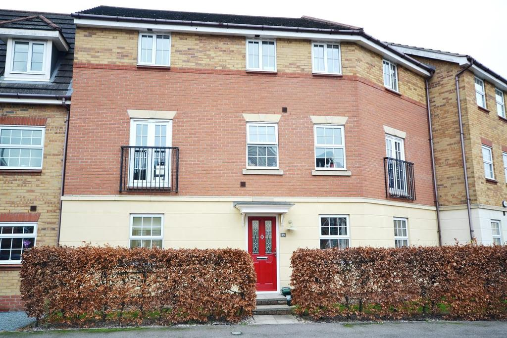 4 Bedrooms Terraced House for sale in Plaiters Way, Braintree CM7
