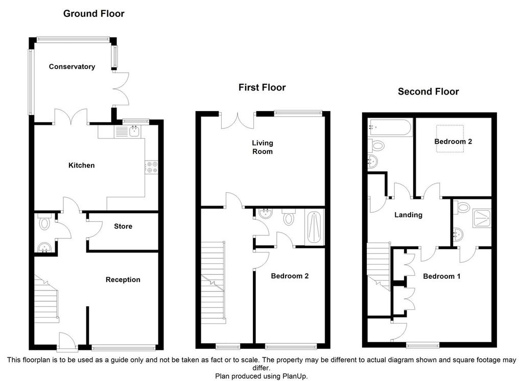 Floorplan: 10 Tremelay Drive, Tile Hill, Coventry.JPG