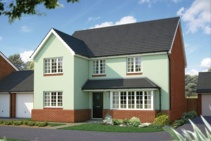 5 Bedrooms Detached House for sale in KINGS REACH, OTTERY ST MARY