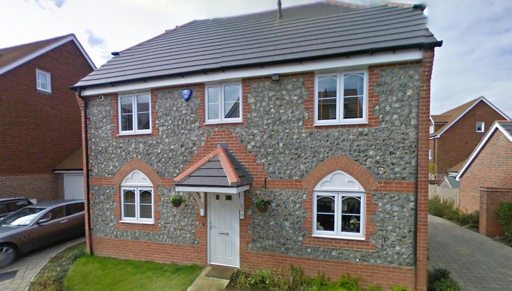 4 Bedrooms Detached House for sale in Charlotte Drive, Kings Hill, ME19 4GU