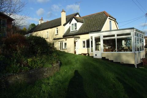 4 bedroom semi-detached house for sale - Bickleton Cottages, Bickleton, Barnstaple, Devon, EX31