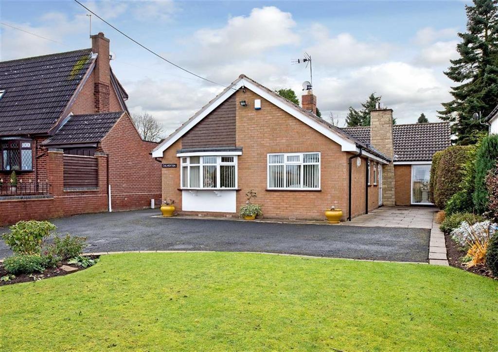 3 Bedrooms Detached Bungalow for sale in Dulverton, Nurton Bank, Pattingham, Wolverhampton, South Staffordshire, WV6