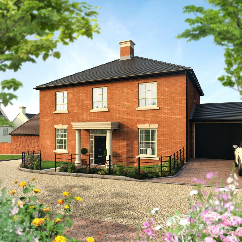 5 Bedrooms Link Detached House for sale in The Annesley, Winchester, Hampshire, SO22