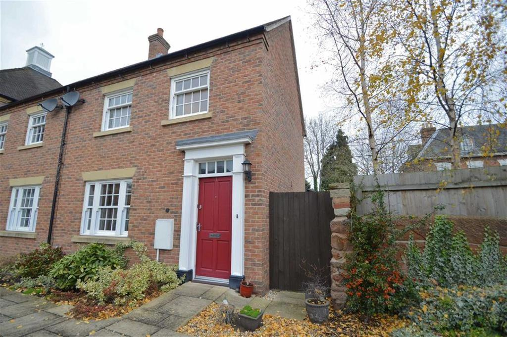 2 Bedrooms Terraced House for sale in Llewellyn Place, Mountfields, Shrewsbury