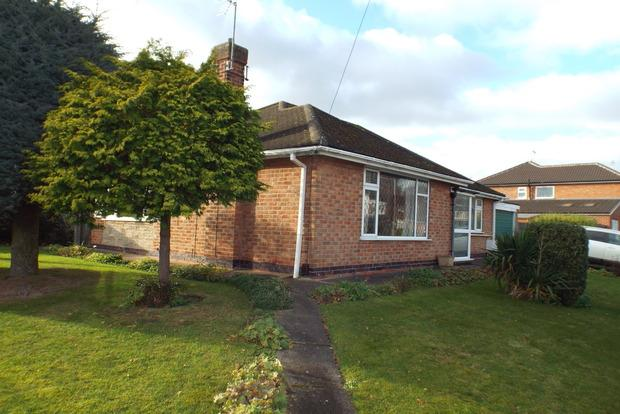 3 Bedrooms Bungalow for sale in Rivergreen Crescent, Bramcote, Nottingham, NG9