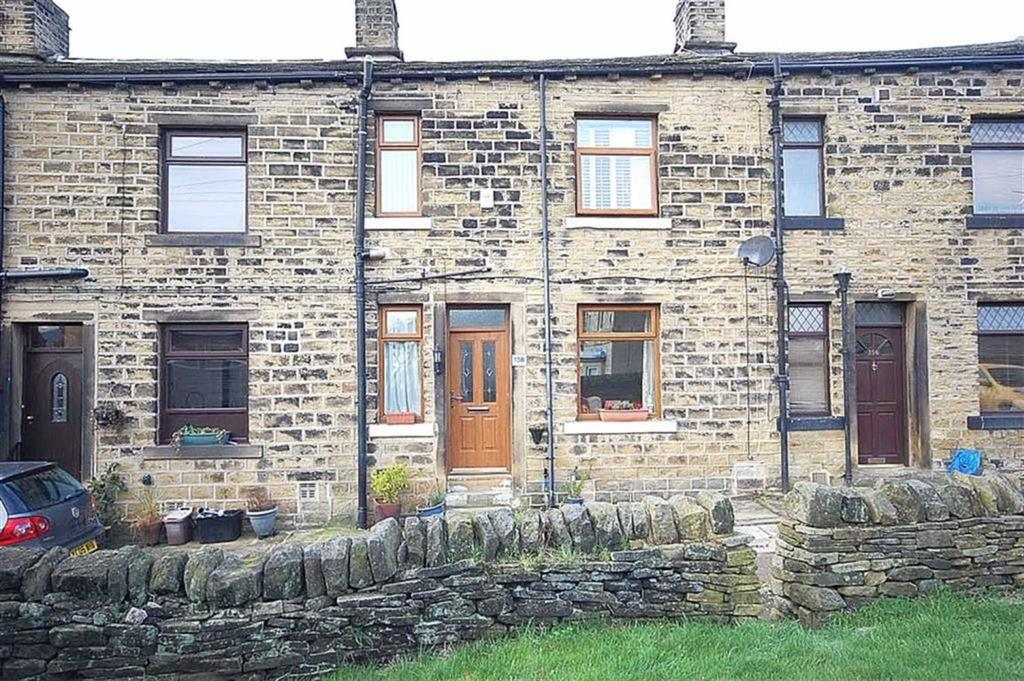 2 Bedrooms Terraced House for sale in Rochdale Road, Greetland, HX4