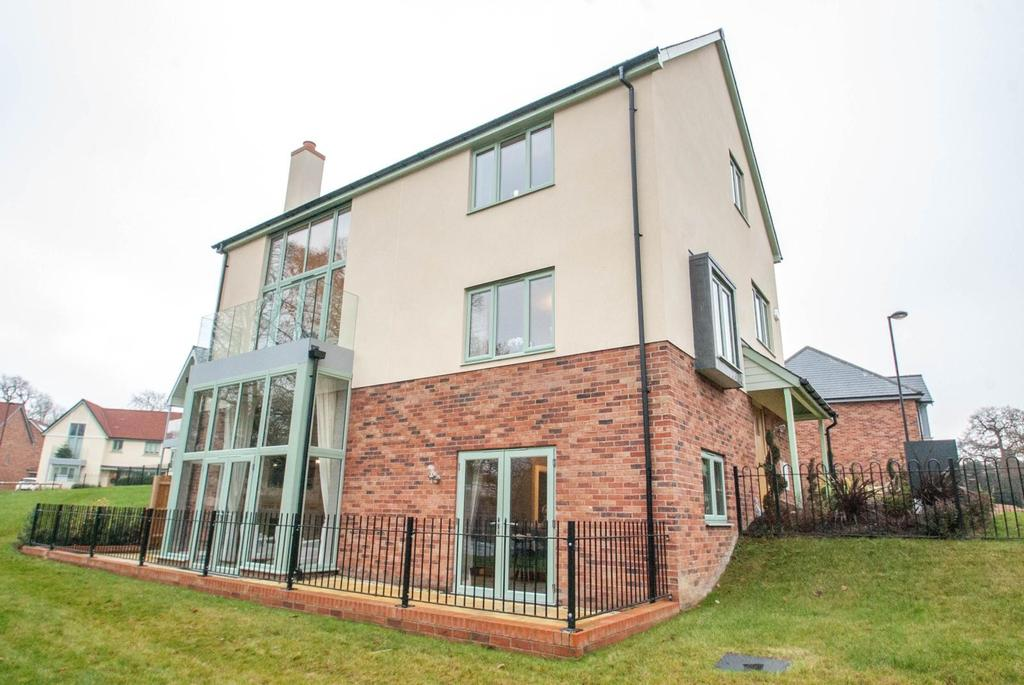 5 Bedrooms Detached House for sale in Warley, Brentwood, Essex, CM14