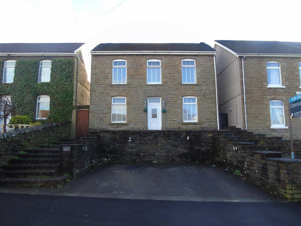 3 Bedrooms Detached House for sale in Midland Place, Llansamlet, Swansea