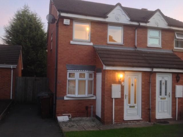 2 Bedrooms Semi Detached House for rent in Mickley Avenue, Wolverhamnpton WV10