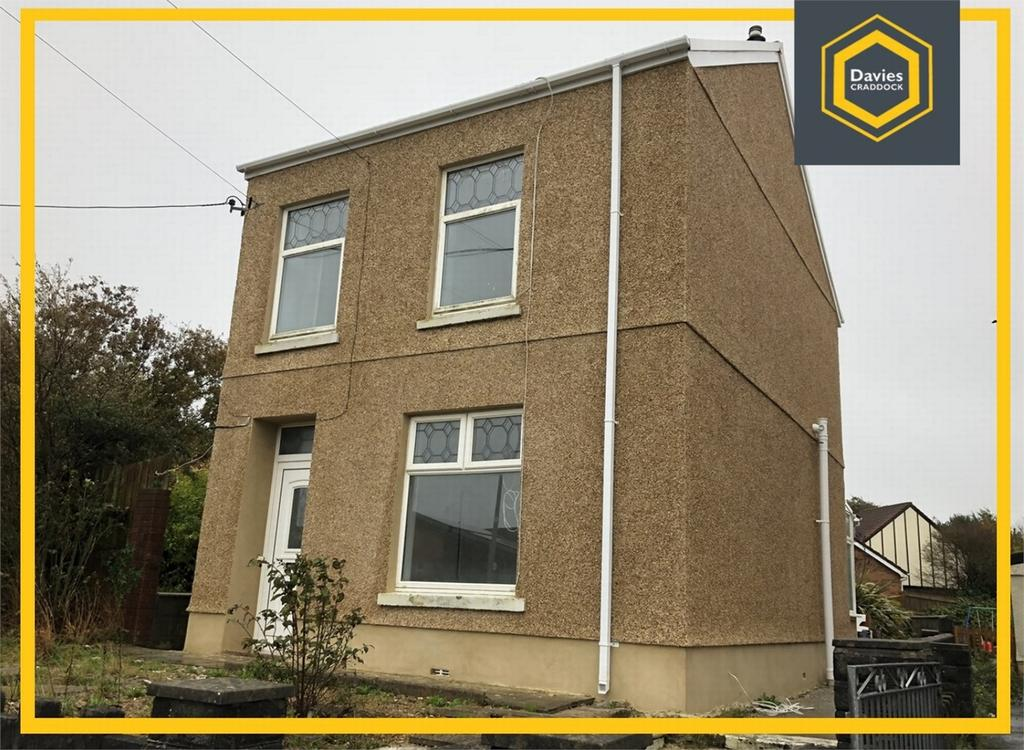 3 Bedrooms Detached House for sale in 14 Trallwm Road, Llanelli, Carmarthenshire