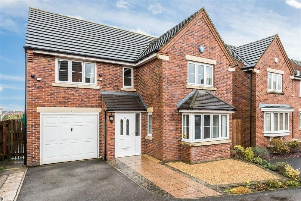 4 Bedrooms Detached House for sale in Meadow Croft, DRIGHLINGTON, West Yorkshire