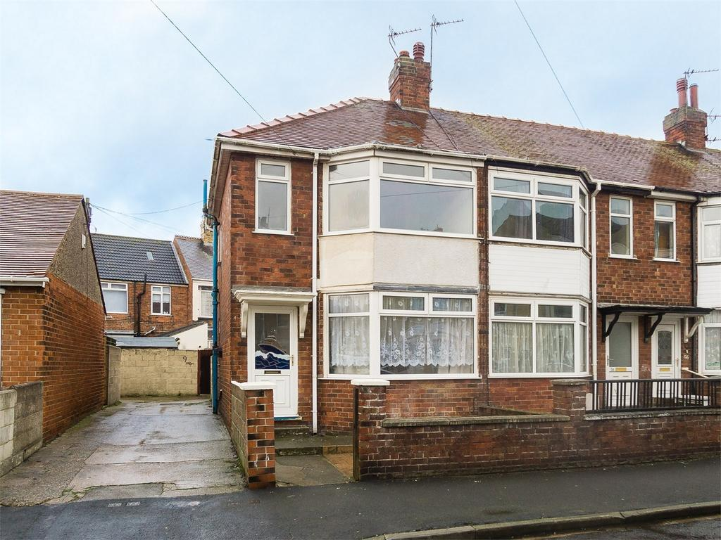 2 Bedrooms End Of Terrace House for sale in Bannister Street, Withernsea, East Riding of Yorkshire