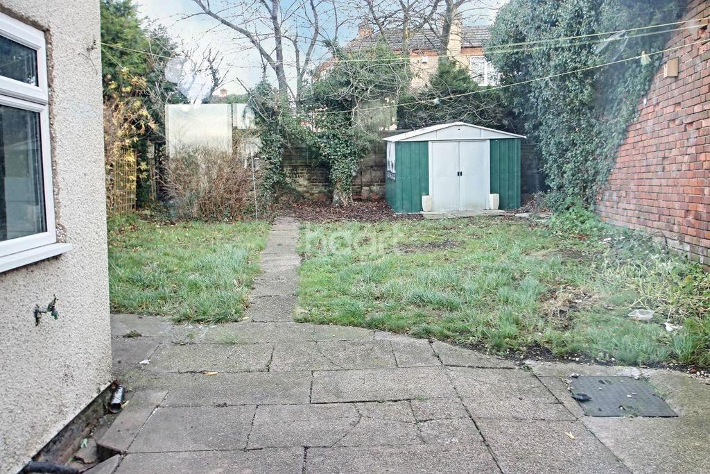 2 Bedrooms Semi Detached House for sale in Hosiery Street, Kirkby-in-Ashfield