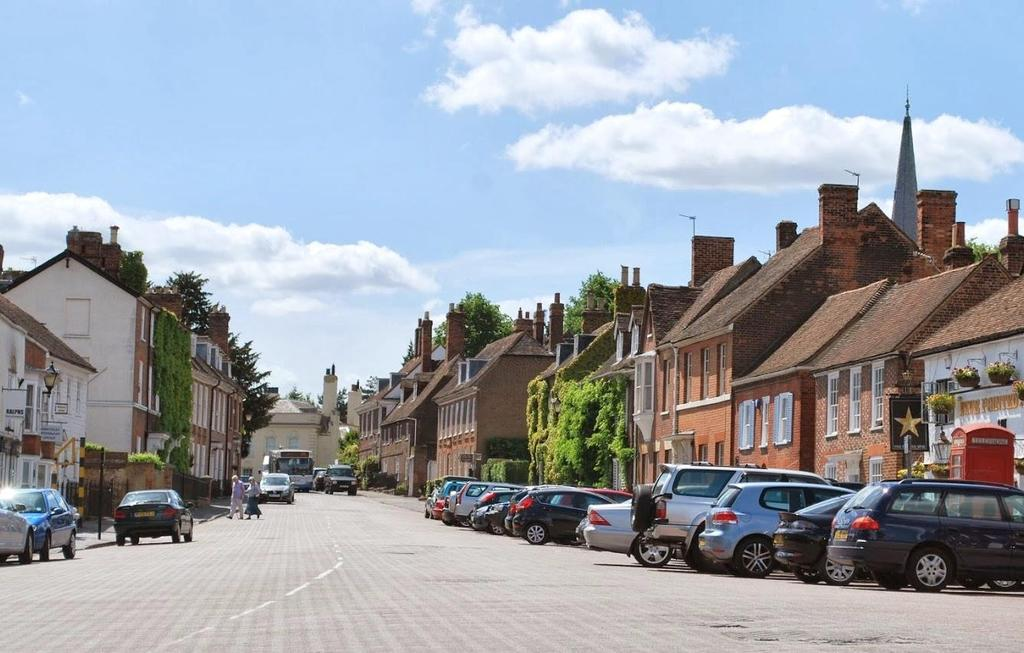 3 Bedrooms Apartment Flat for sale in High Street, West Malling, Kent, ME19 6QH