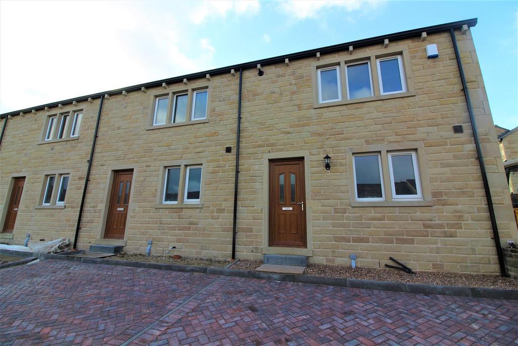 2 Bedrooms Semi Detached House for sale in Manor Croft, Skelmanthorpe, Huddersfield, HD8 9UE