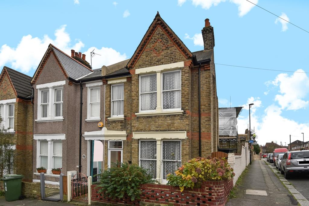 3 Bedrooms End Of Terrace House for sale in Whatman Road London SE23