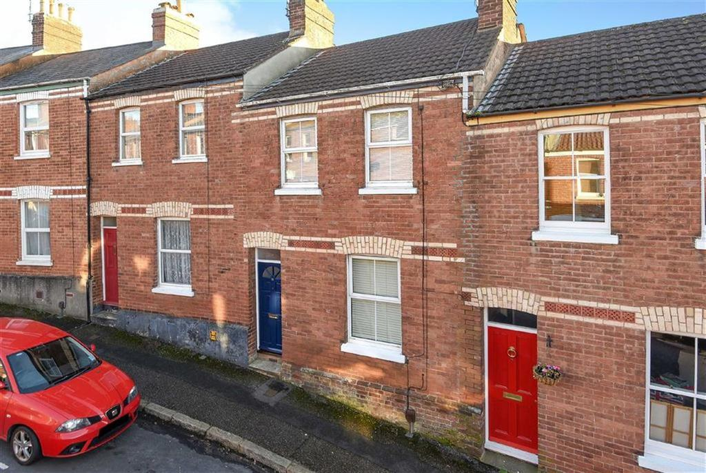 2 Bedrooms Semi Detached House for sale in Radford Road, St Leonards, Exeter, Devon, EX2