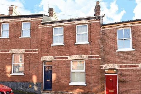 2 bedroom semi-detached house for sale - Radford Road, St Leonards, Exeter, Devon, EX2