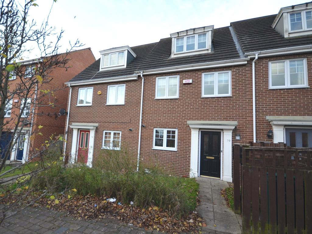 3 Bedrooms Terraced House for sale in Central Grange
