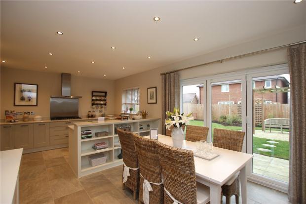 4 Bedrooms Detached House for sale in Hauxton Meadows, Cambridge Road, Hauxton, Cambridgeshire