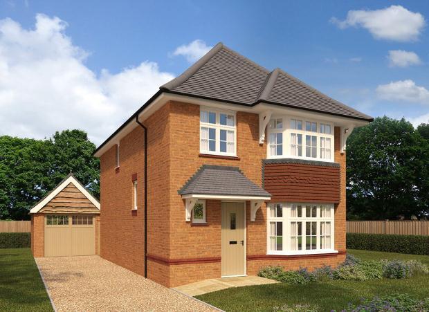 4 Bedrooms House for sale in Cobden Gardens, Hauxton Meadows, Cambridgeshire