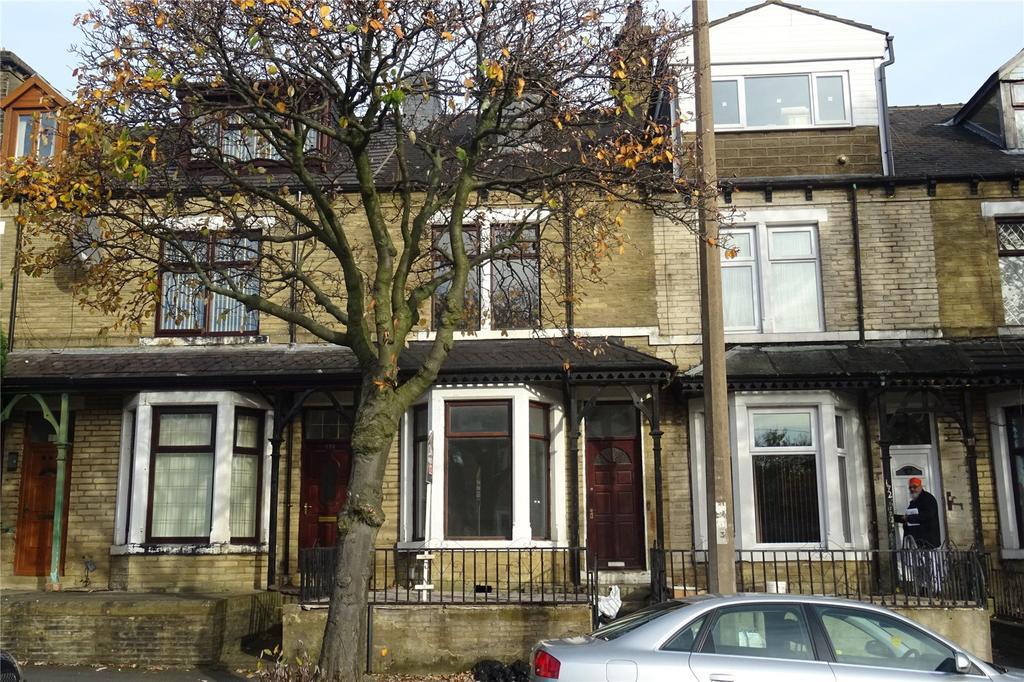 4 Bedrooms Terraced House for sale in Horton Grange Road, Bradford, West Yorkshire, BD7